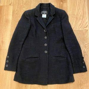 CHANEL Cotton Tweed Jacket